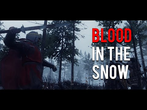 Mount & Blade 2: Bannerlord   BLOOD In The SNOW   CINEMATIC BATTLE