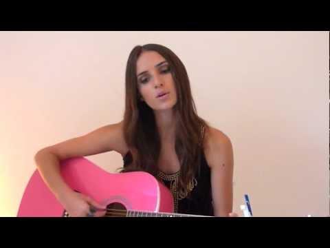 Ana Free sings Demi Lovato - Skyscraper