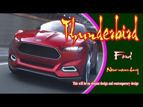 2019 Ford Thunderbird | 2019 Ford Thunderbird Concept | 2019 Ford Thunderbird Convertible