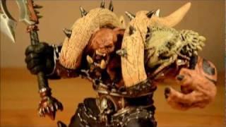 DC Unlimited: Orc Warrior, Garrosh Hellscream