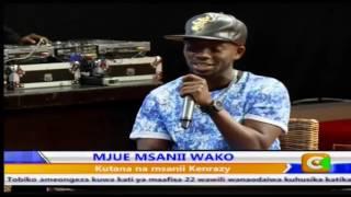Mjue Msanii Wako Kenrazy