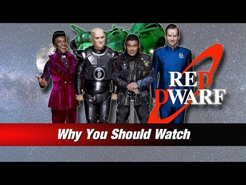 Why You Should Watch: Red Dwarf