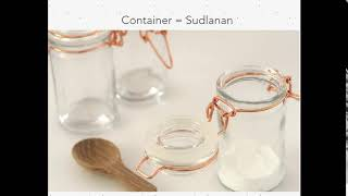 Container Sudlanan