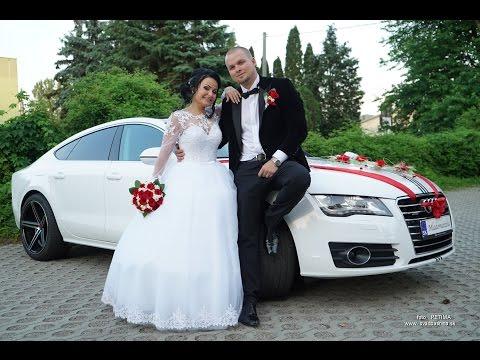 Dominika a Erik svadba skratena verzia