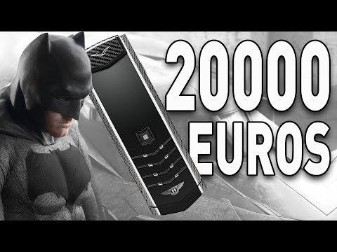 ¿El teléfono de 20000 euros? - VTechNews #45