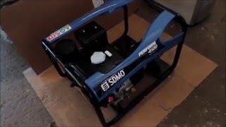видео Генератор бензиновый SDMO ALIZE 3000