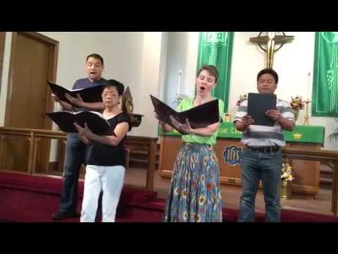 How Lovely Is Thy Dwelling Place (from Brahms' Requiem)