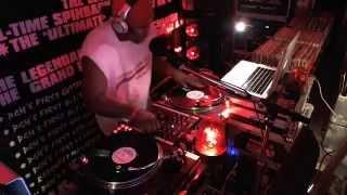 JAMES BROWN SOUL POWER MASTERMIX!!! EP 1