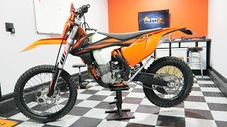 Pierdułki do KTM 500 EXC