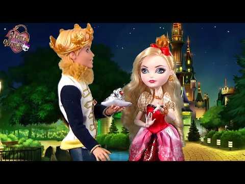 Монстер Хай - БОЛЬШАЯ ПОДСТАВА! Мультик для ДЕВОЧЕК Куклы Ever Monster High Мультфильм
