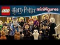 LEGO Harry Potter Minifigures Series! New piece changes EVERYTHING.