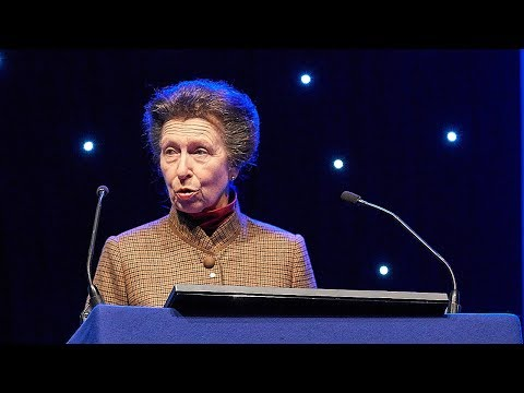 Her Royal Highness The Princess Royal - Rotary Conference 2018