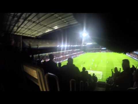 GOAL CAM: Freddie Sears goal v Burnley