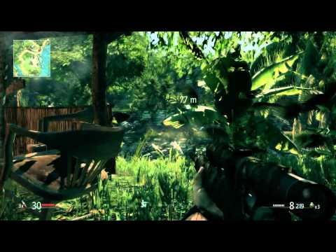 Lets play Sniper Ghost Warrior часть 7 (Сам по себе)