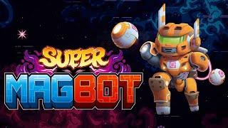 PLATAFORMA EXTREMAMENTE DIFÍCIL: Super Magbot (Gameplay em Português PT-BR)