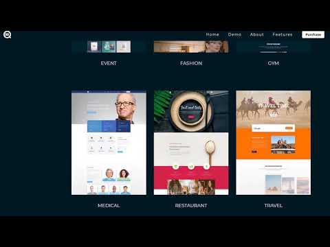 Qbix - Responsive Multi-Purpose HTML Site Template