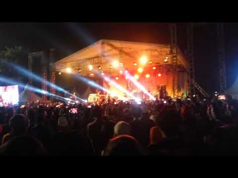 """Julian Marley - Natural Mystic @Eco_park_ancol ( Indonesia ) """"JAKARTA_PEACE_CONCERT"""" Part 4"""