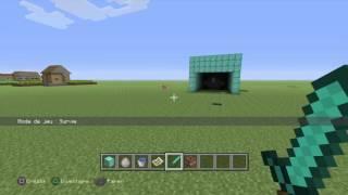 Troll d'un kikoo sur minecraft