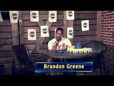 Season 5 Draft Pick Brandon Greene
