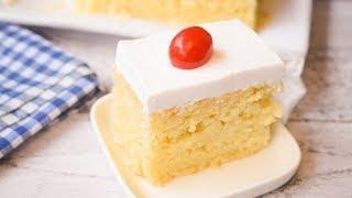 Eggless Tres Leches Cake | Three Milk Cake Recipe | Desserts By Arunima