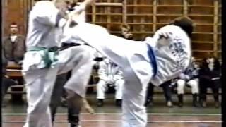 Архив Макса Дедика. 1995 год. Кадеты, юниоры. Бои. Часть 2