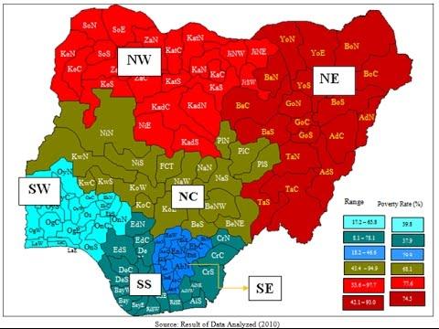 The States of Nigeria