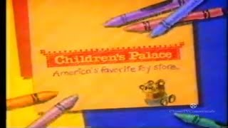 Children's Palace Play-Doh Commercial (1980s)
