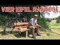 Vier Eifel Radwege