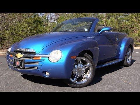 2006 Chevrolet SSR (395 hp LS2 V8): Start Up, Test Drive & In Depth Review
