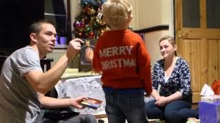 Boże Narodzenie 2015 - Wigilia i Rozpakowywanie Prezentów