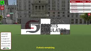 Football Simulator - New York Environment