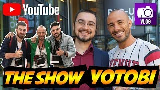 I THE SHOW e YOTOBI con il  Team Commando ▪ MILANO pop-up YOUTUBE