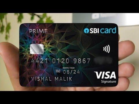 SBI Prime Credit Card Benefits in Hindi, Limit, Eligibility & Review -  Vishal Malik