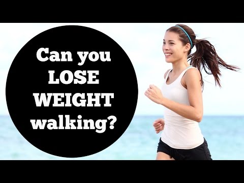 Is Simply Walking Enough to shed weight and Get healthy