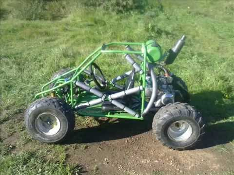 kids off road buggy made from scratch youtube. Black Bedroom Furniture Sets. Home Design Ideas