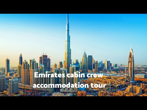 Emirates cabin crew accommodation in Dubai