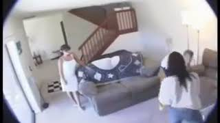 Husband's Hidden Cameras Shows His maid Wasn't Stealing, But She Was Doing