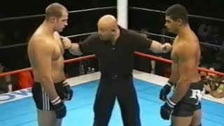 Fedor Emelianenko (Russia) vs Ricardo Arona (Brazil) | The Last Emperor, MMA fight HQ