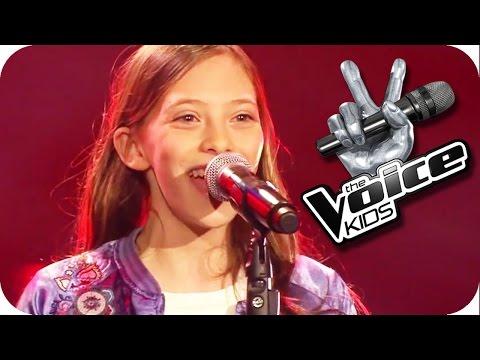 Wild Horses - Natasha Bedingfield (Lorena)   The Voice Kids 2015   Blind Auditions   SAT.1