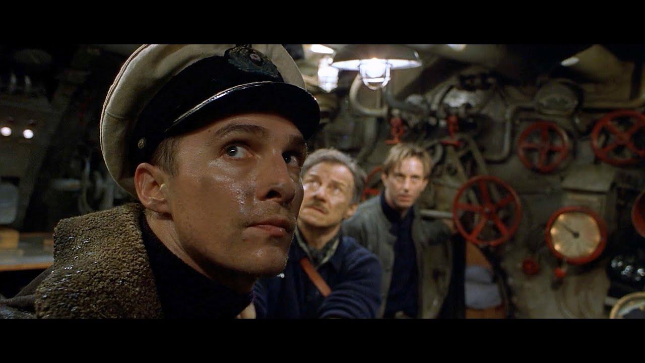 《U-571》:美国人也喜欢拍抗德神剧 完全违背历史的二战潜艇电影