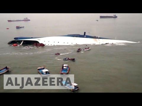 South Korea delays Sewol ferry lift