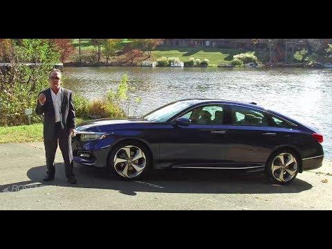 2018 Honda Accord Car Test Drive & Car Review