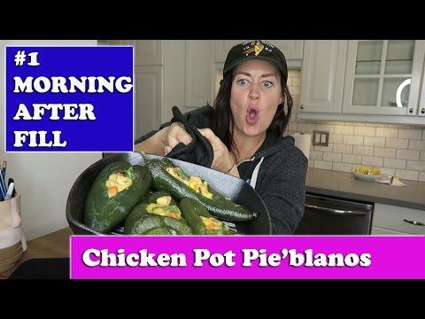 #1 Morning After Fill: Chicken Pot Pie'blanos