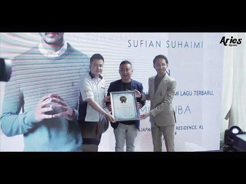 Sufian Suhaimi - Di Matamu mencatat MBOR (Malaysia Book Of Records)