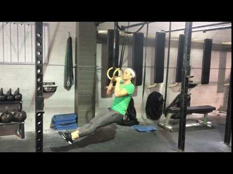Strict Muscle-Up Transition