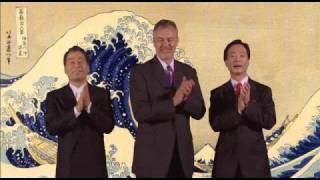 「日本以外全部沈没」という映画から。
