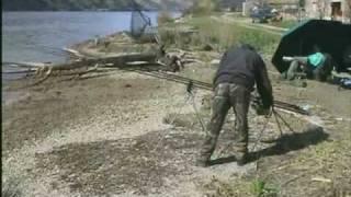 Pêche de la Carpe à Mequinenza (Espagne) Part 1.avi