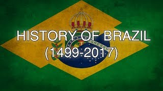 History of Brazil : Every Year