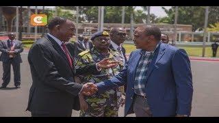 Makachero wanachunguza kifo cha Nkaissery