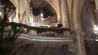 Рождественская служба в соборе Св. Вита. Часть 1(Видео: © 2013 «Моя Прага», Олег Фетисов., 2013-12-25T13:03:38.000Z)